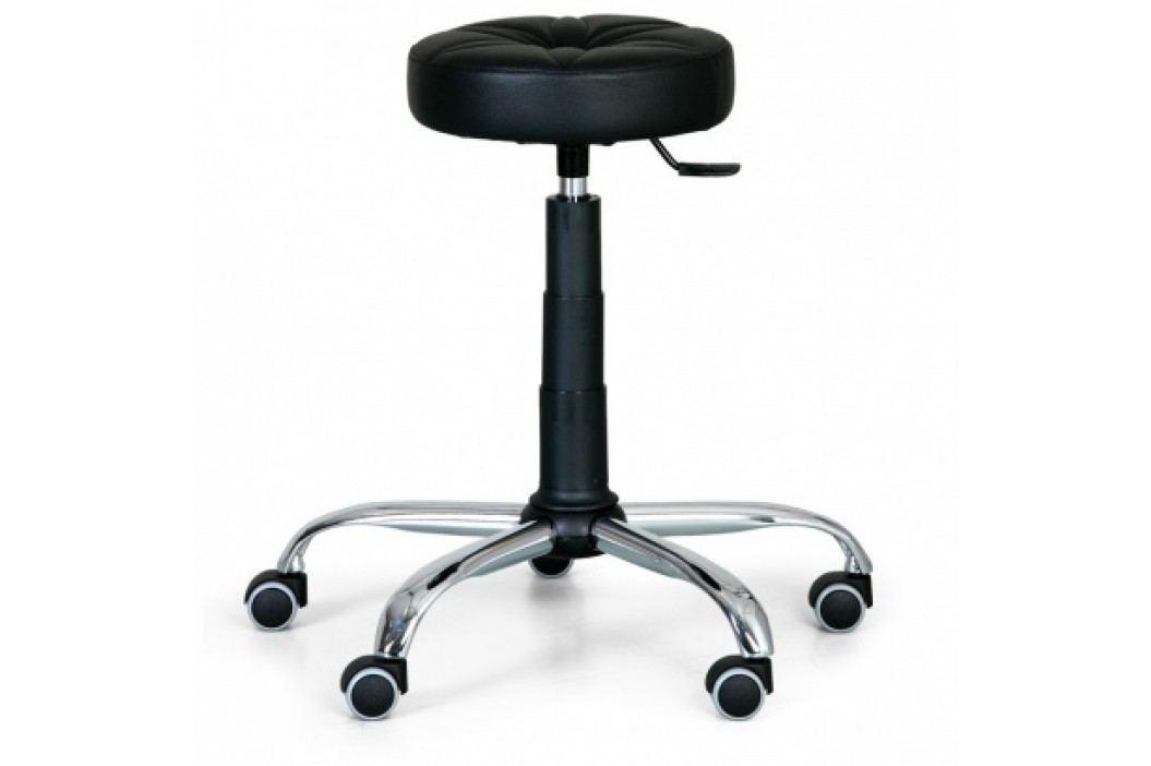 Antares Čaulouněná stolička, černá