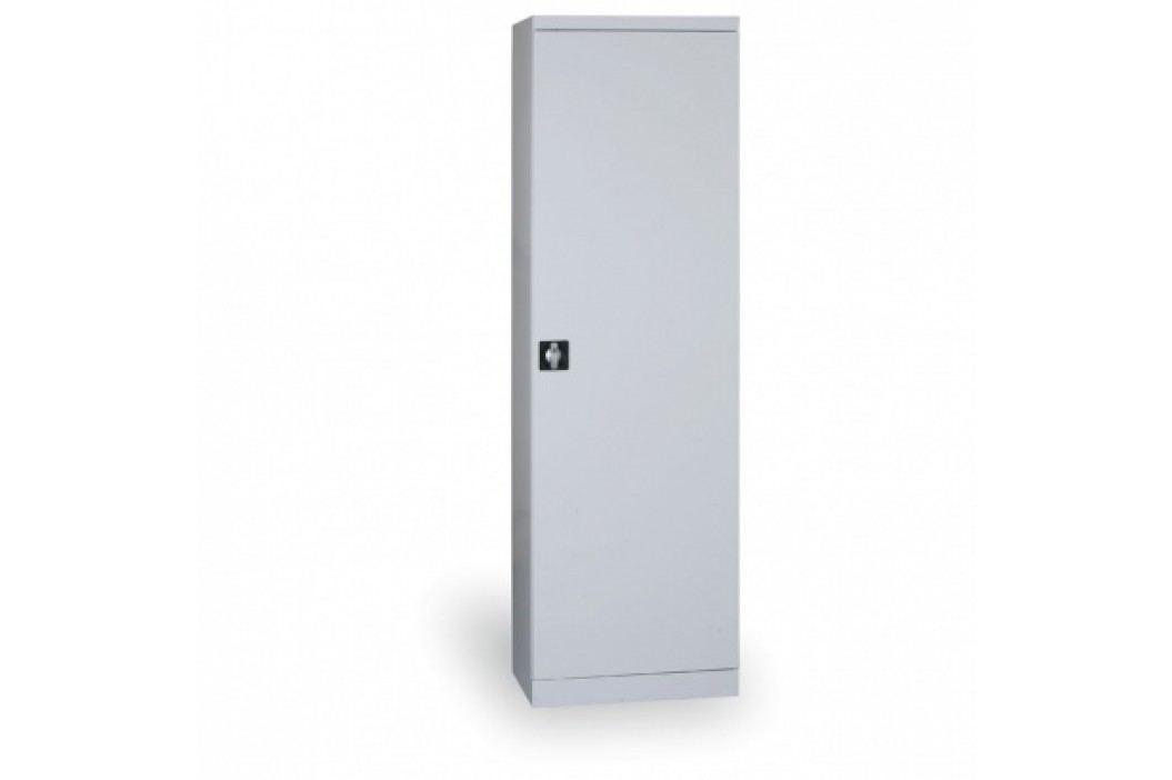 Svařovaná skříň s nosností 60 kg na polici