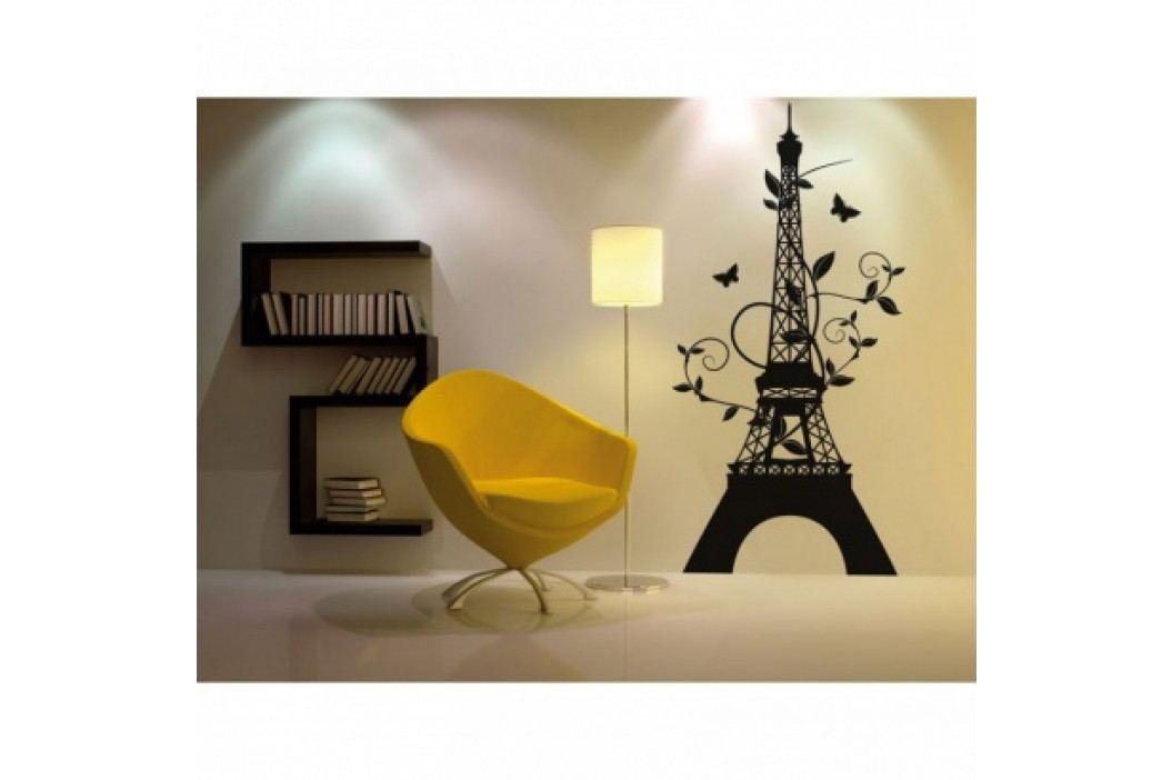 Vinylová samolepka na zeď, Eiffelova věž