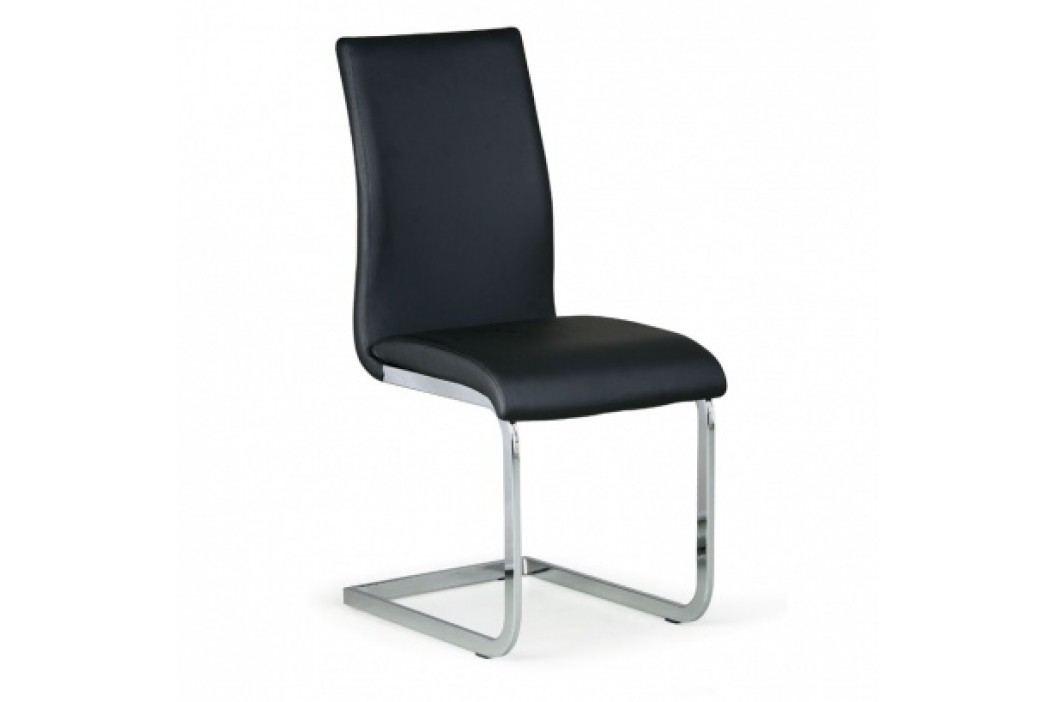 Kožená jídelní židle SMOOTH