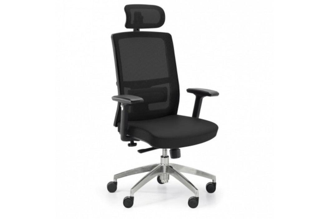 Kancelářská židle Ned MF, černá