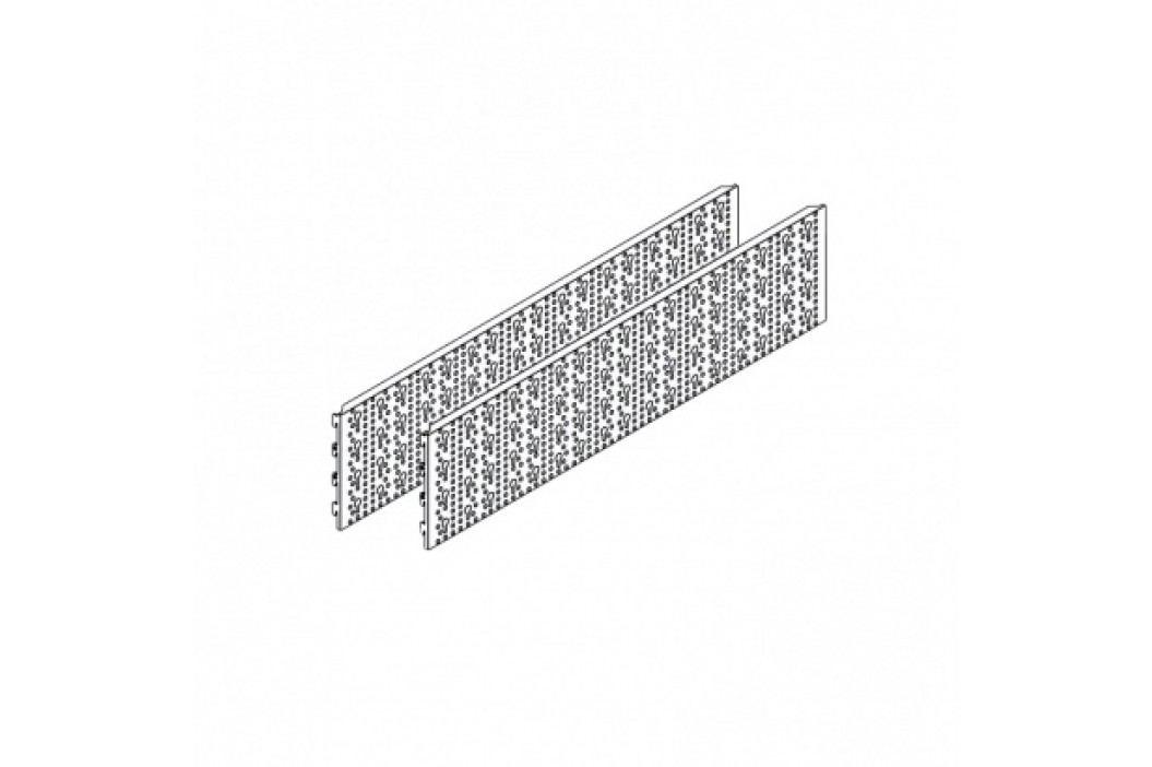 Element System Plechové perforované panely