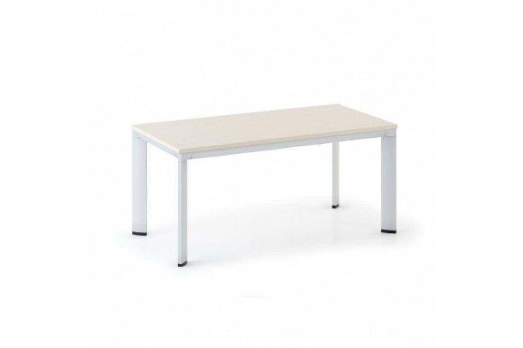 Jednací stůl Invitation 1600 x 800 mm, bříza