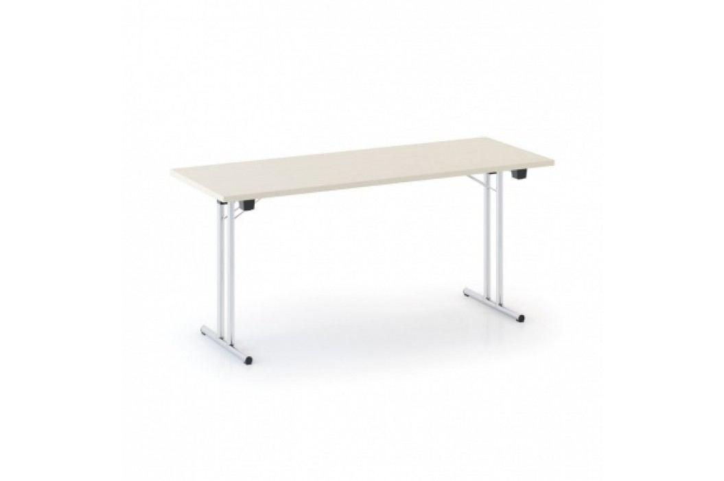 Skládací stůl Folding 1600 x 800 mm, bříza