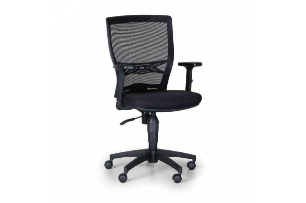 Kancelářská židle Venlo, černá