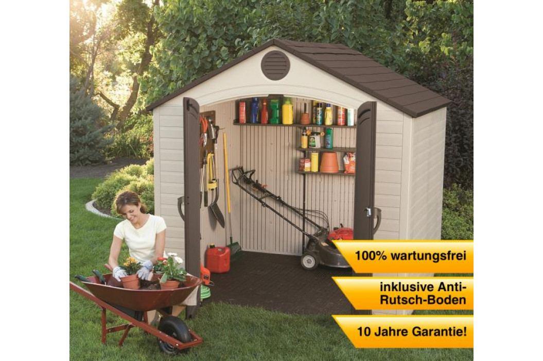 LANIT PLAST, s.r.o. zahradní domek LIFETIME 6418 DIY