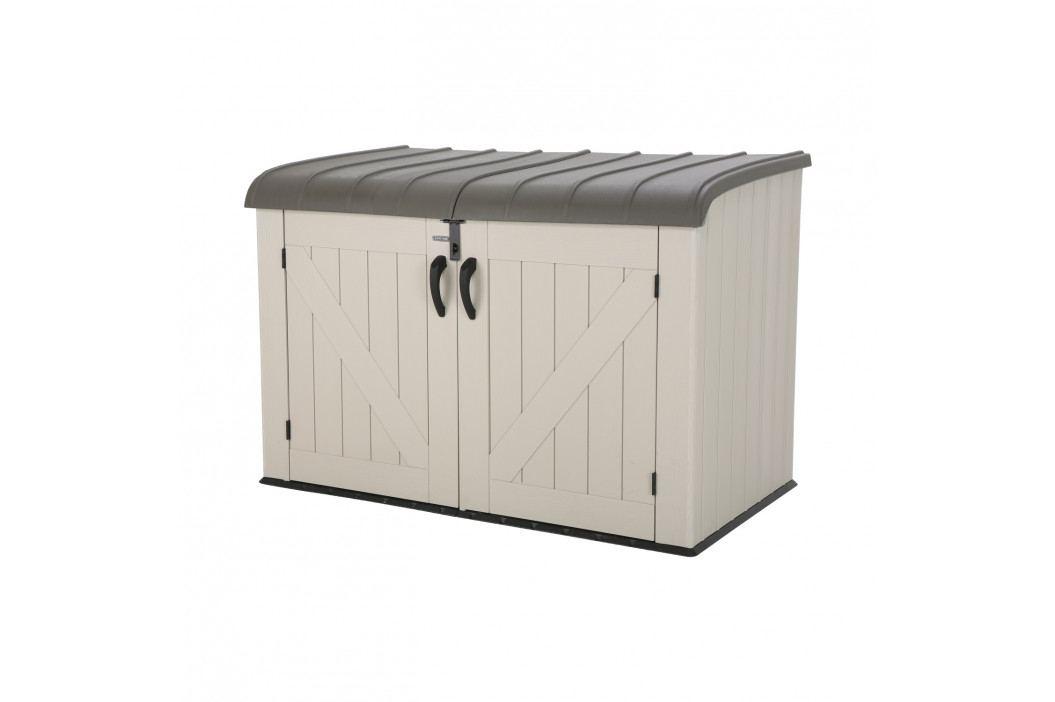 LANIT PLAST, s.r.o. zahradní úložný box LIFETIME 60170 HORIZONTAL