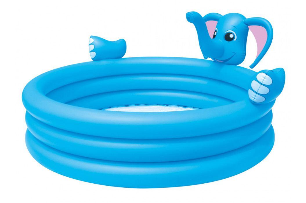 TVPRODUCTS Dětský bazén kruhový Slůně 152 x 74 cm samostatně
