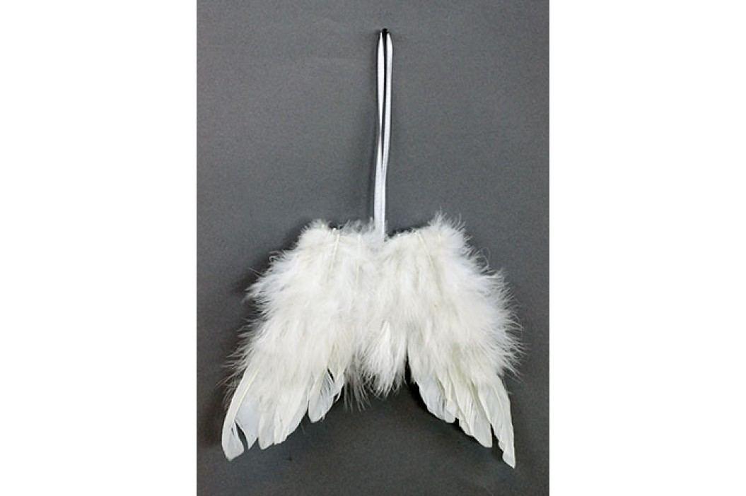 Andělská křídla, baleno 4ks polybag. Cena za 1 ks.