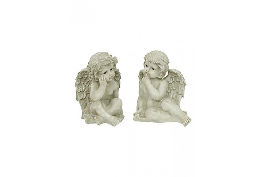 Anděl polyresinový, mix 3 tvarů