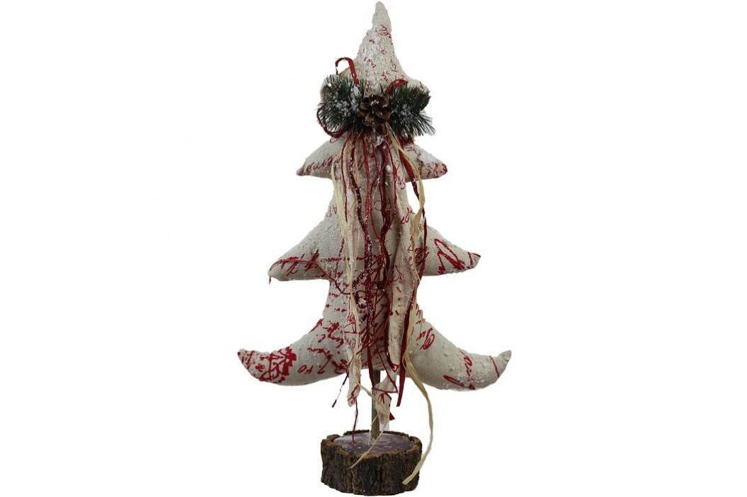 vánoční stromeček červený, X0047