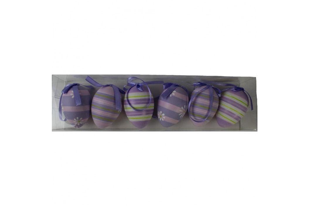 vajíčka 6 cm, 6 ks X0012