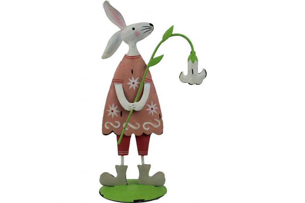 Kovový králíček malý   K0128/M