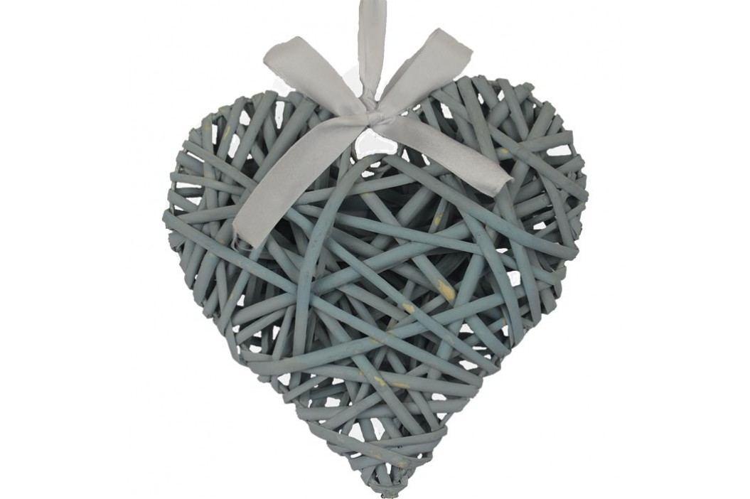 Srdce modré 20 cm P0013-13