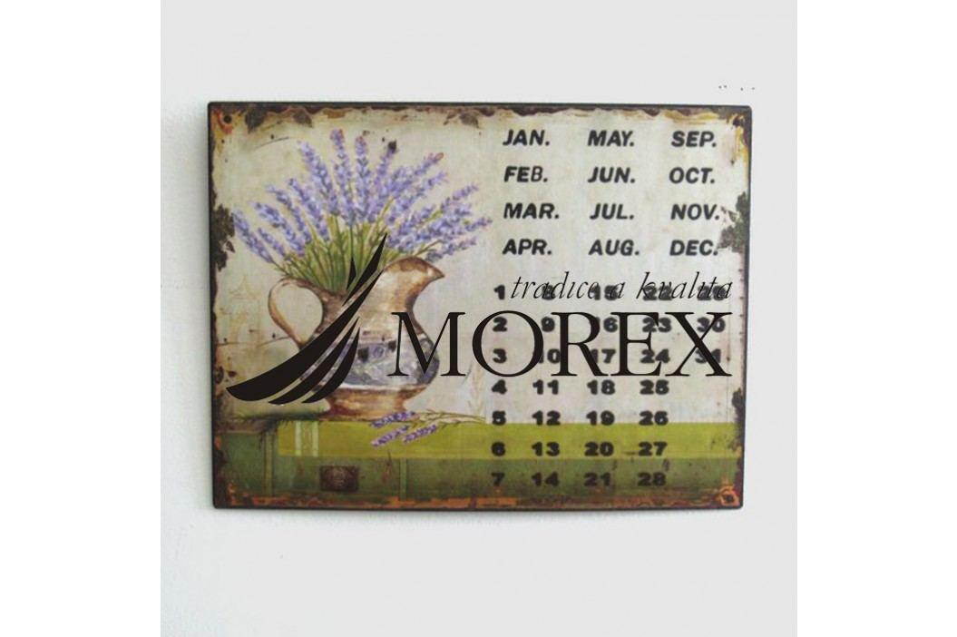kovový kalendář DHLHT11213R