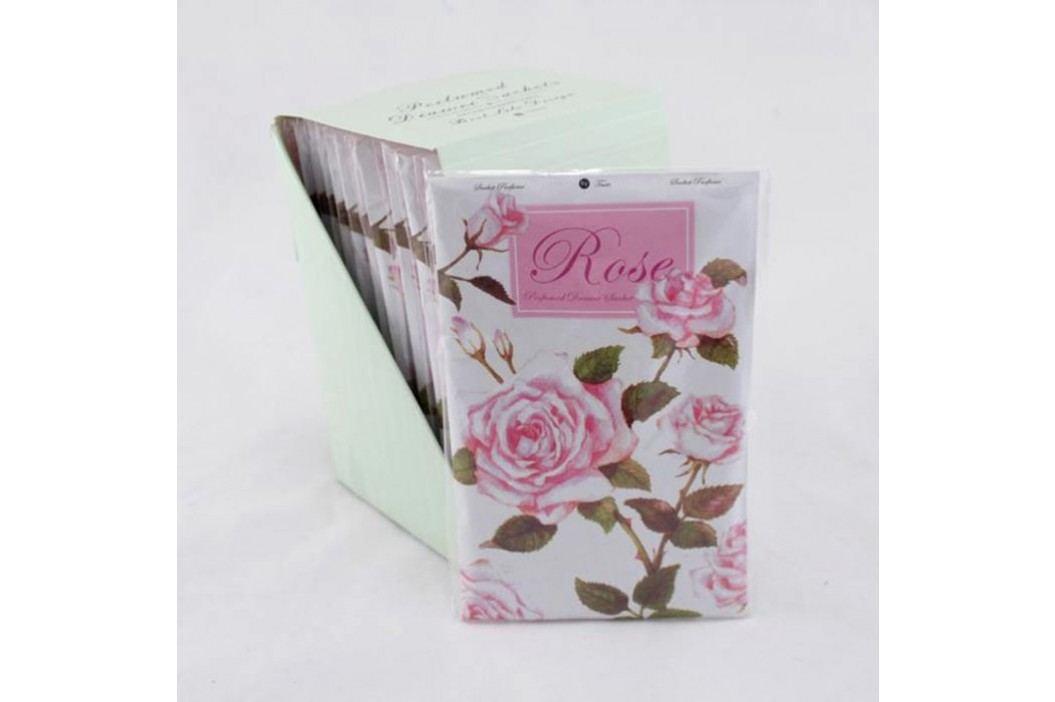 vonný sáček -  růže - 12 ks