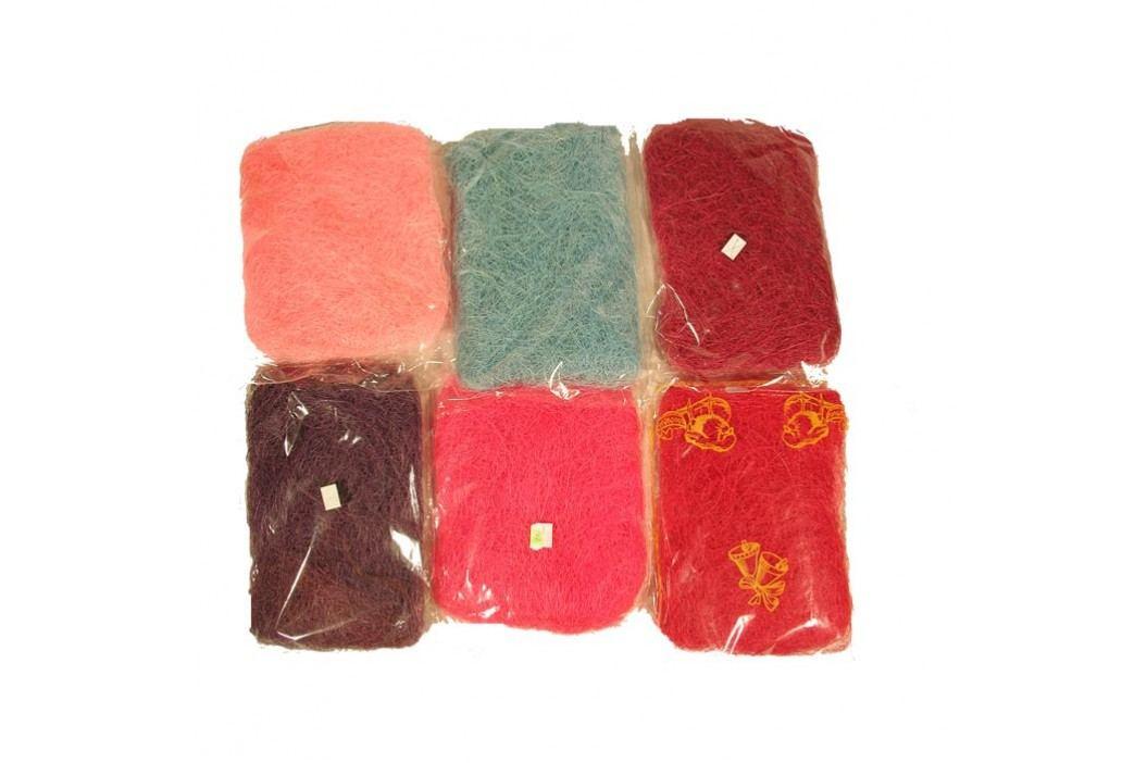 kokosové vlákno Barva F620040kokosové vlákno,fialová