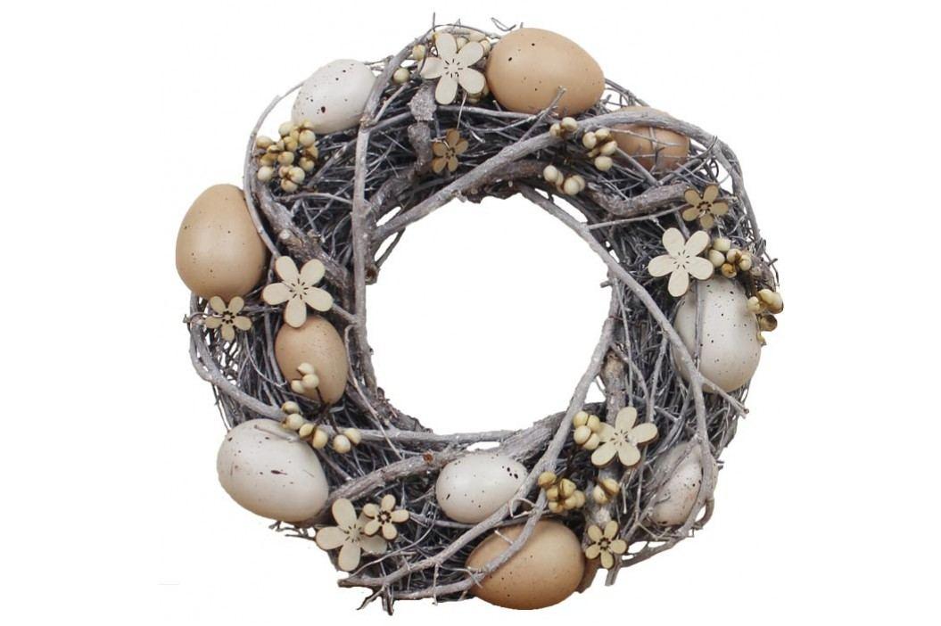 věnec s vajíčky pr. 25 cm P0205
