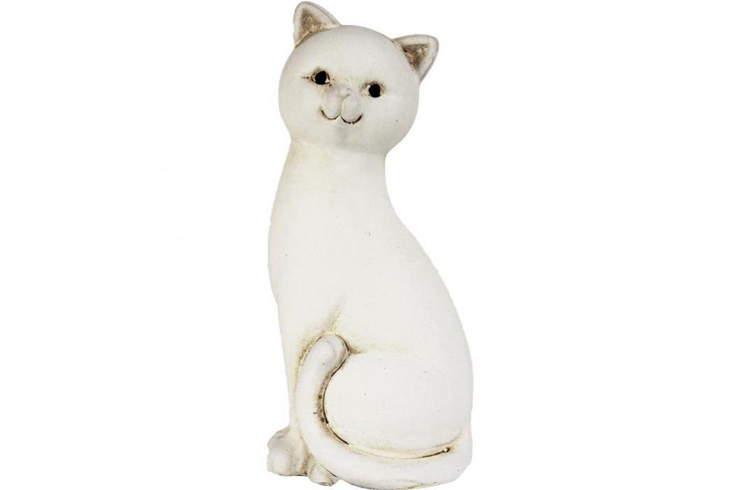 Kočka keramická velká X0340/V