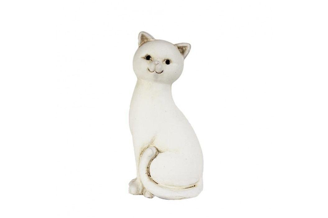 Kočka keramická malá X0340/M