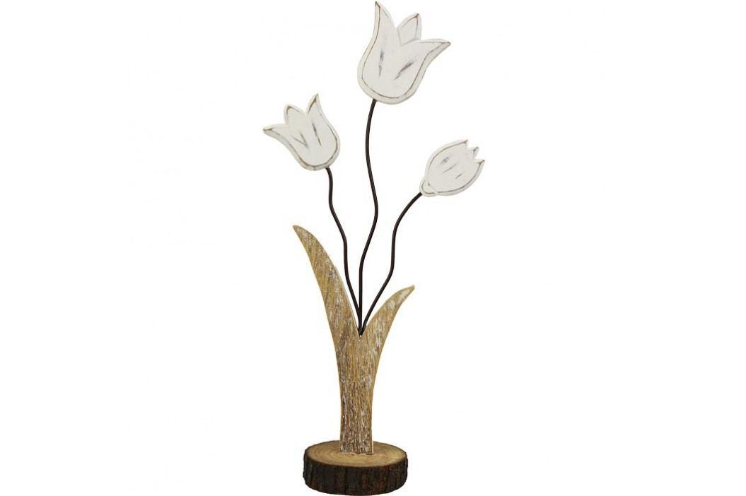 Tulipán dřevěný D0254