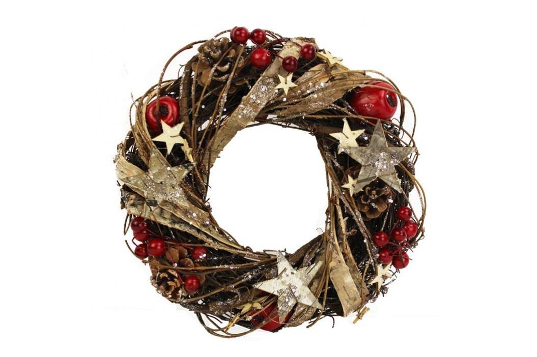 Vánoční věnec pr. 25cm