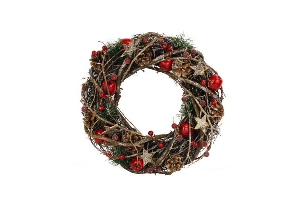 Věnec vánoční pr.25cm P0433/M