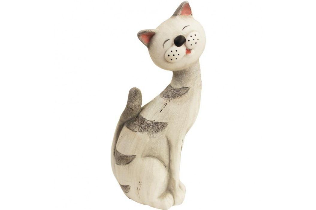 Kočka keramická X0644