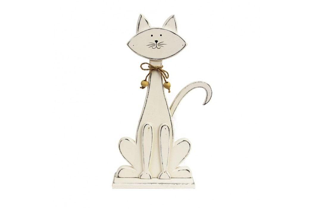 Dekorace kočka malá D0566/1