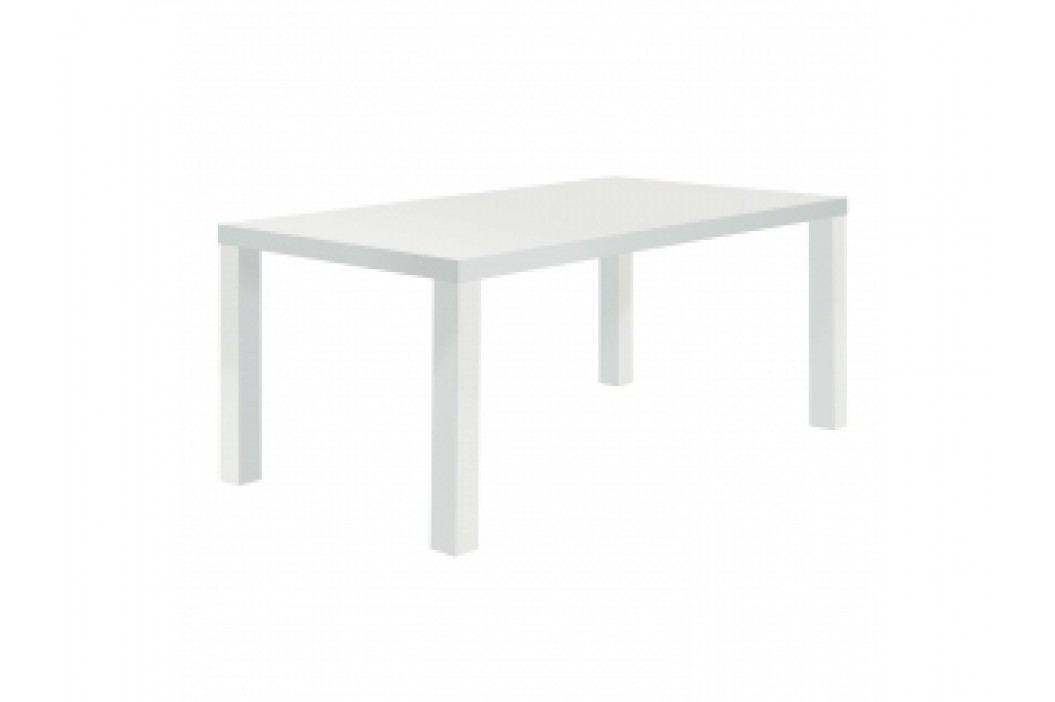 TH Stůl SOLVAS LEGS 160 cm (Bílá (mat))