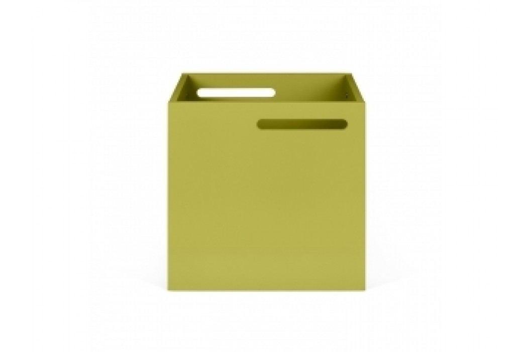 TH BEVERLY BOX (Zelená (mat))