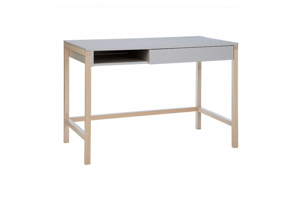 Pracovní stůl Nogale šedý