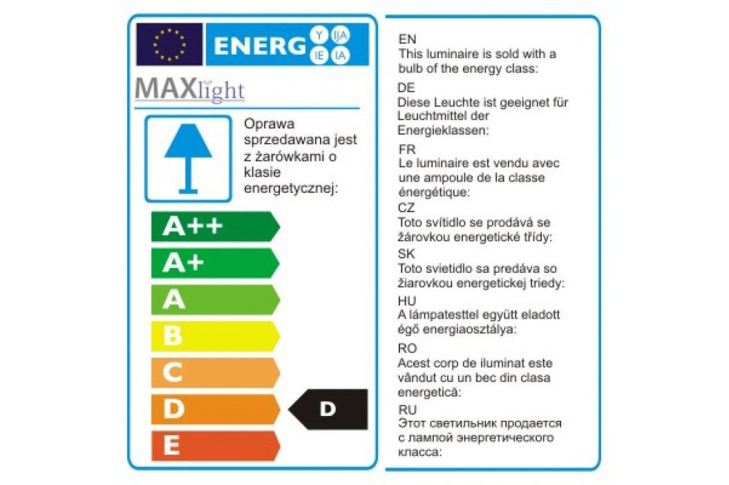 Nástěnné svítidlo Maxlight Mars, 119 71 12 01