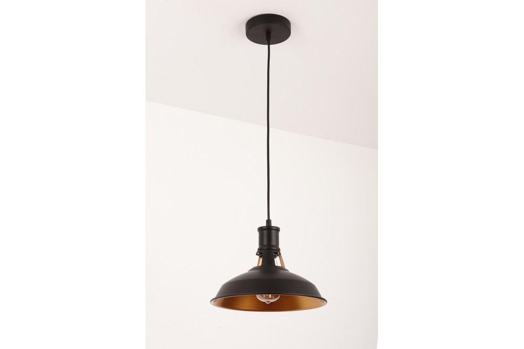 Závěsné svítidlo Maxlight SEUL černá, P0225