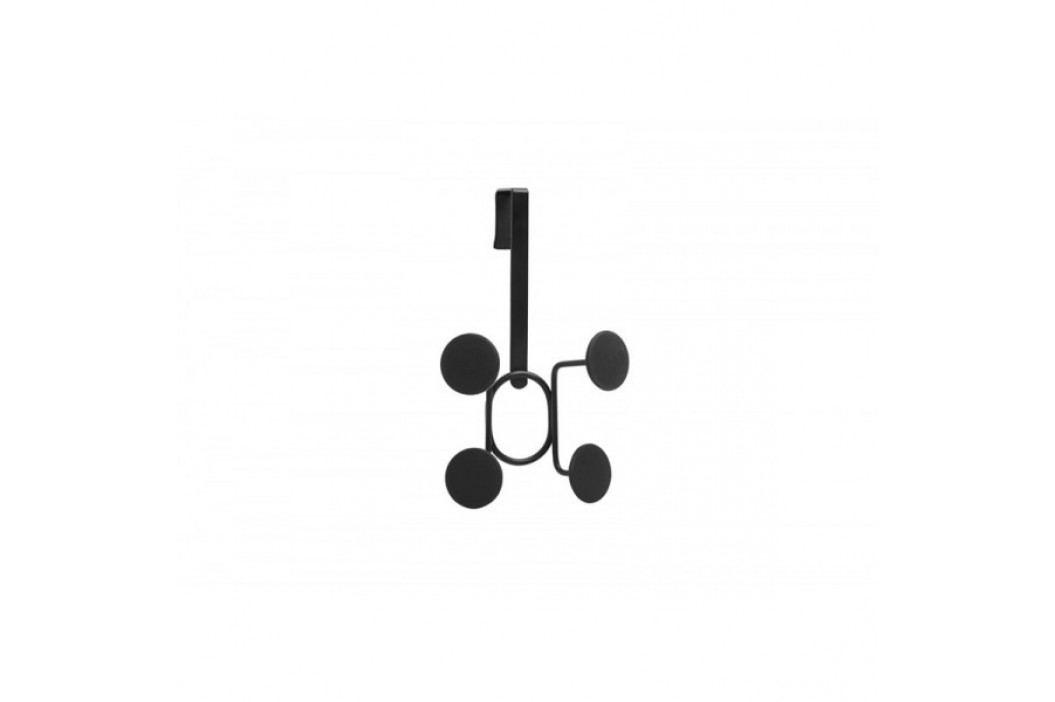 UMBRA Věšák na dvěře YOOK 4x černý Umbra 318247038