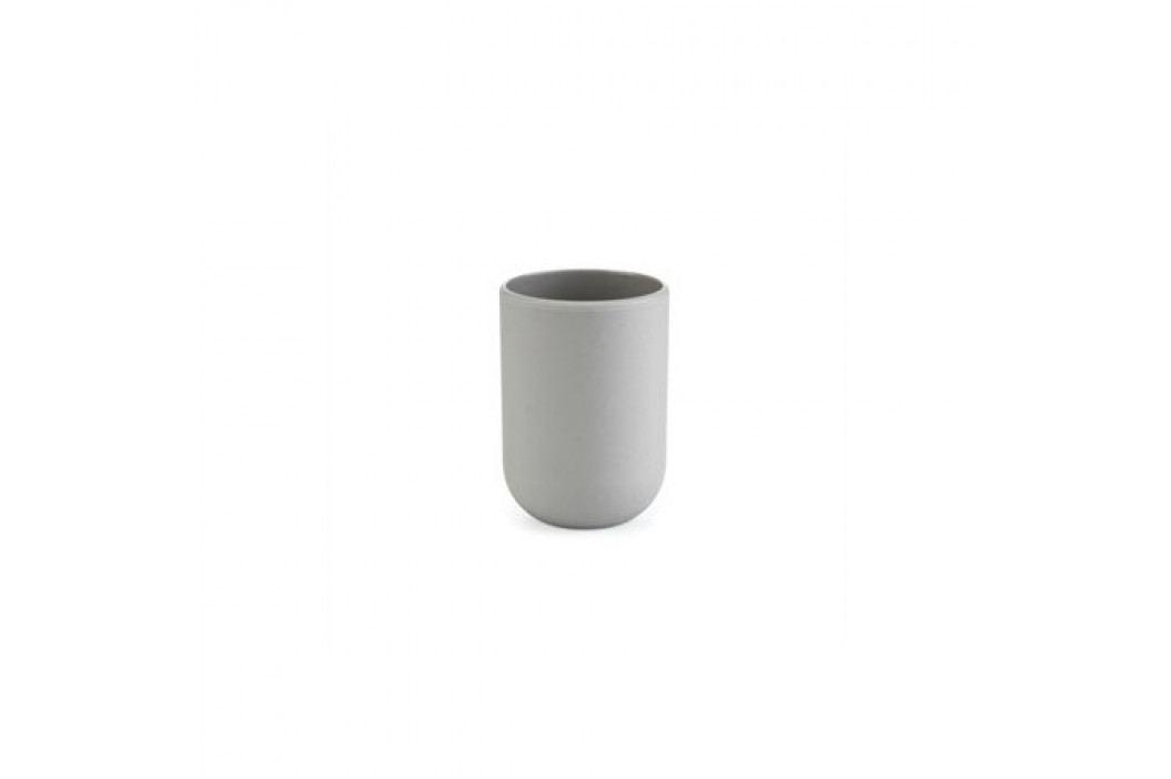 Kelímek na kartáček CORSA bílý - Umbra Umbra 1004476660