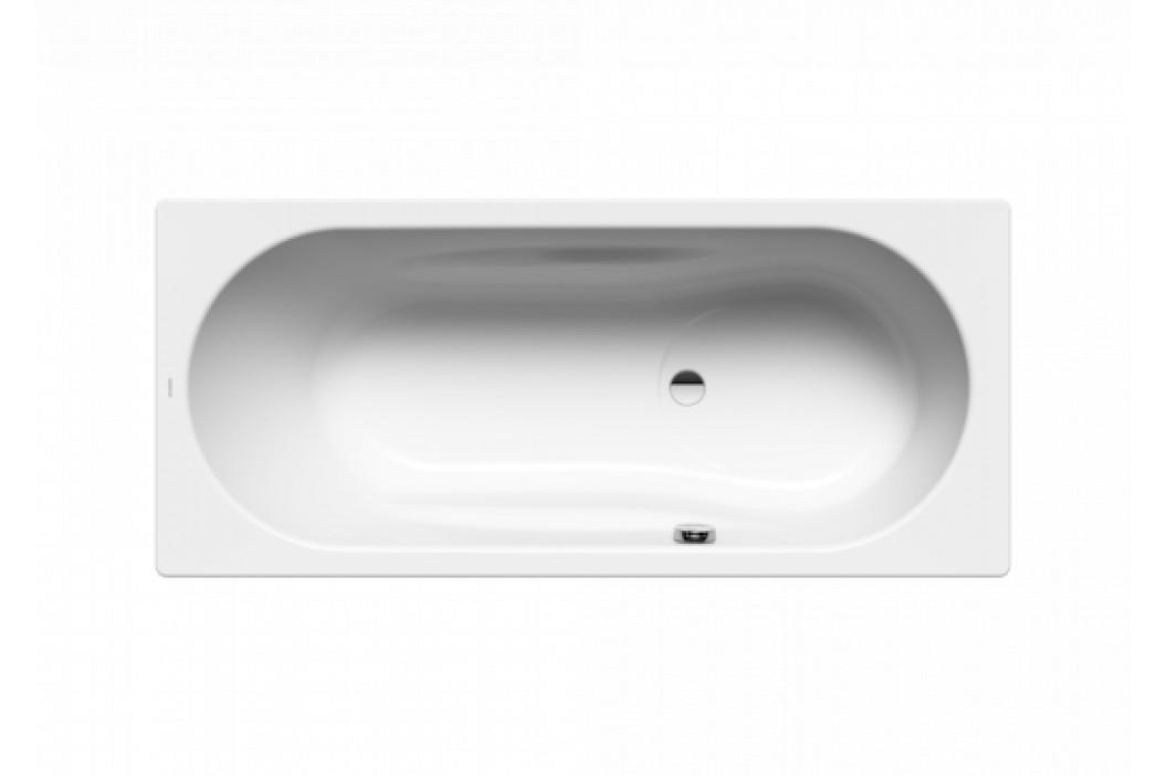 Obdélníková vana Kaldewei Vaio Set 170x75 cm smaltovaná ocel Perl-effekt alpská bílá 233400013001