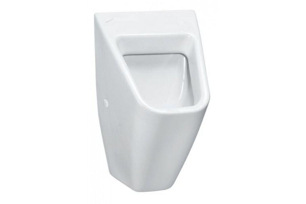 Laufen VILA urinál bez otv. pro kryt  LCC H8411424000001