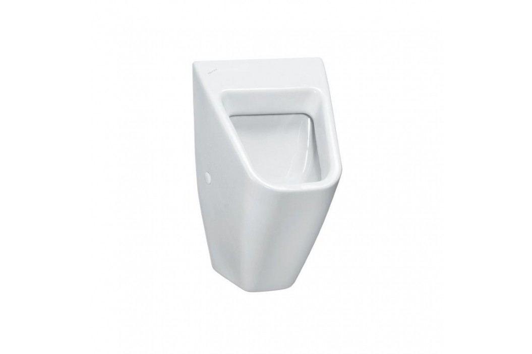 Laufen VILA urinál bez otv. pro kryt  Bílá H8411420000001