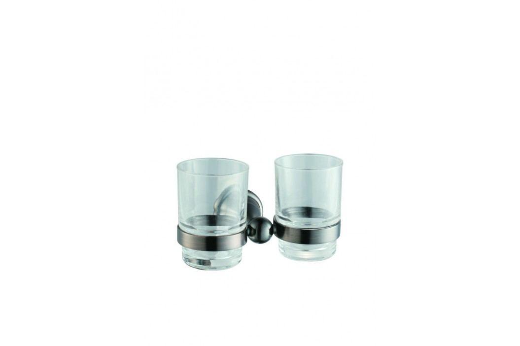 WF Držák skleniček Industrial, olejem gumovaný bronz SIKODWFS47