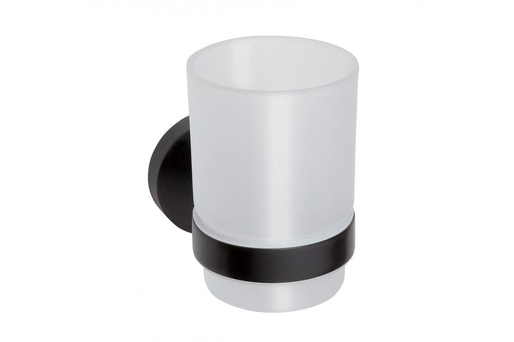 Bemeta Držák skleniček Noir, černá 104110010