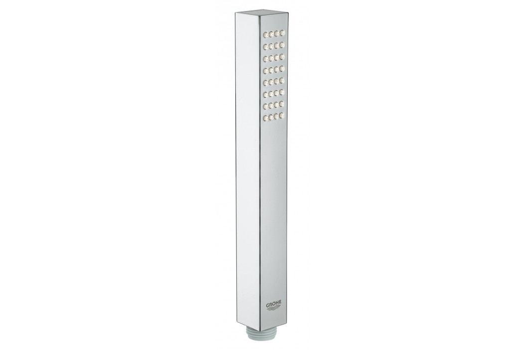 Ruční sprcha Grohe Euphoria Cube, 1 funkce, hranatý design 27699000