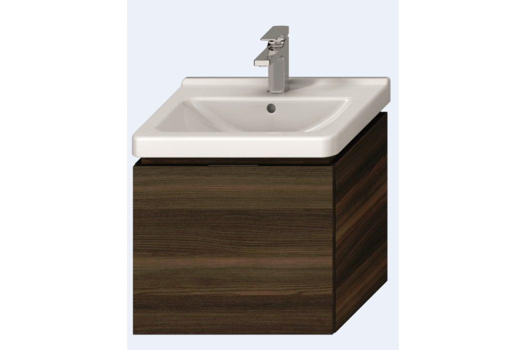 Skříňka pod umývátko Jika Cubito 55 cm, borovice tmavá H40J4223014611