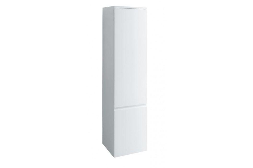 Vysoká skříňka Laufen Pro 35 cm, bílá lesklá H4831220954751