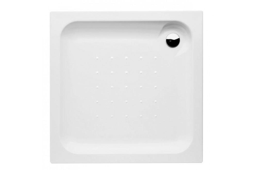 Sprchová vanička čtvercová Jika Deep 100x100 cm, akrylát H2118230000001 obrázek inspirace