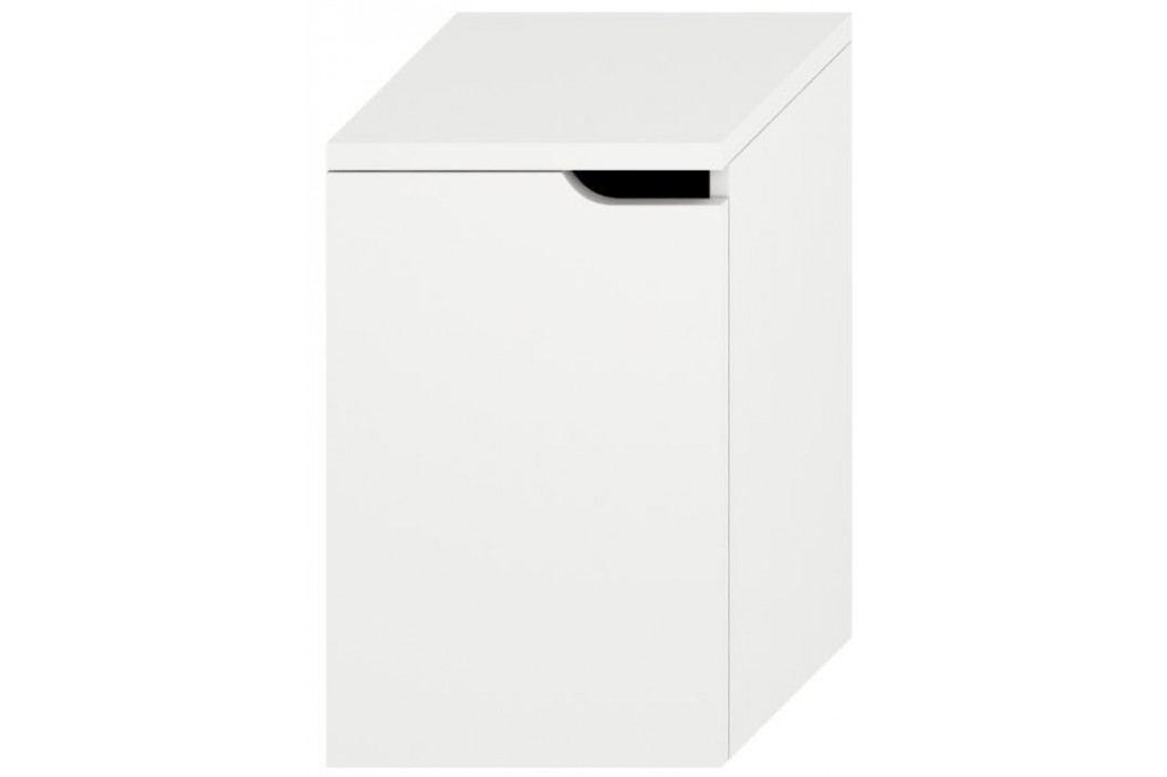Skříňka Jika Mio, bílá H4341831715001