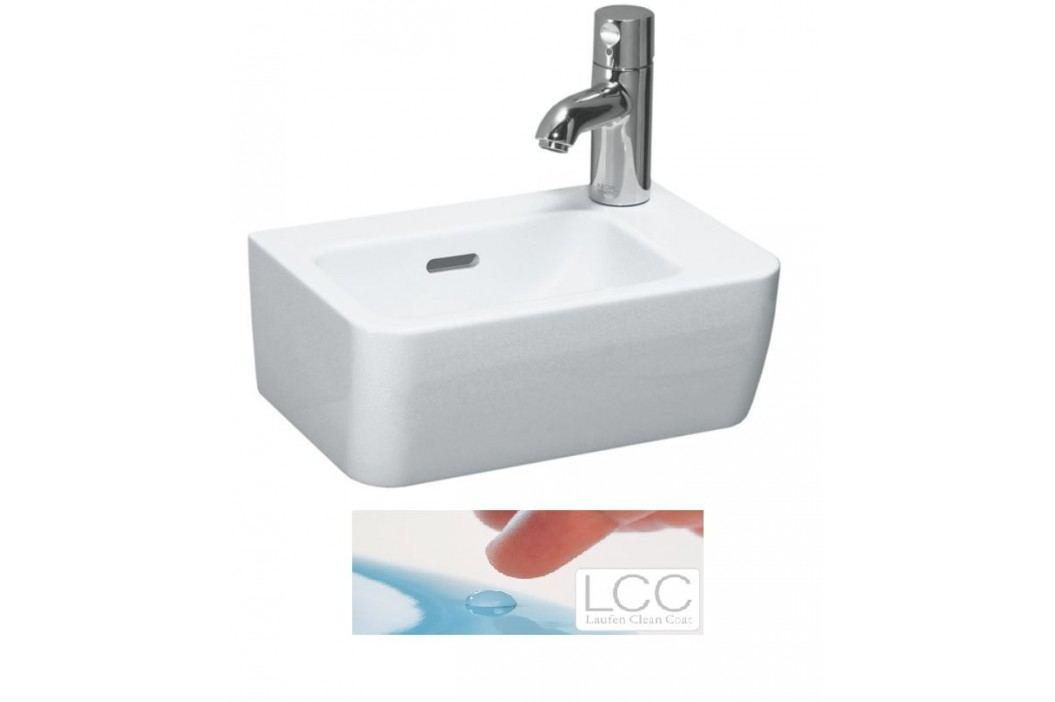 Umývátko Laufen Laufen Pro 36x25 cm, otvor pro baterii vpravo H8169554001061