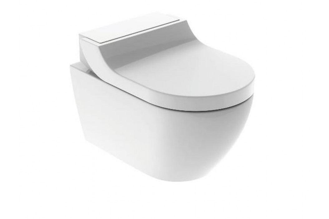 Závěsné WC s bidetem Geberit Aqua Clean, zadní odpad 146.292.11.1