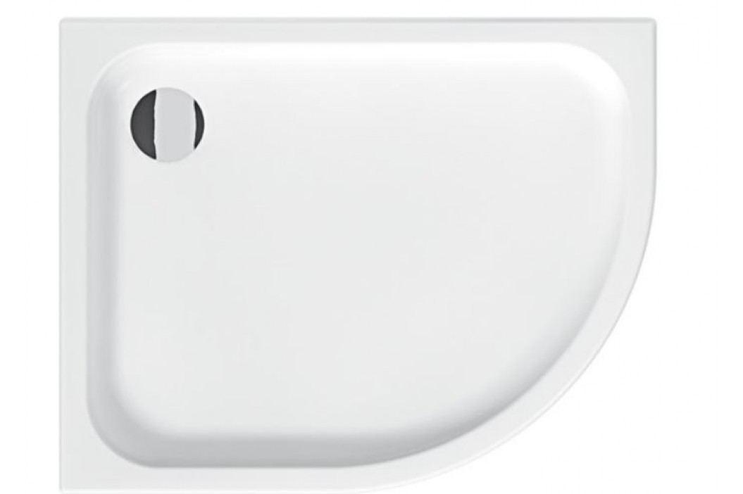 Sprchová vanička obdélníková Jika Tigo 100x80 cm, keramika H8522106000001