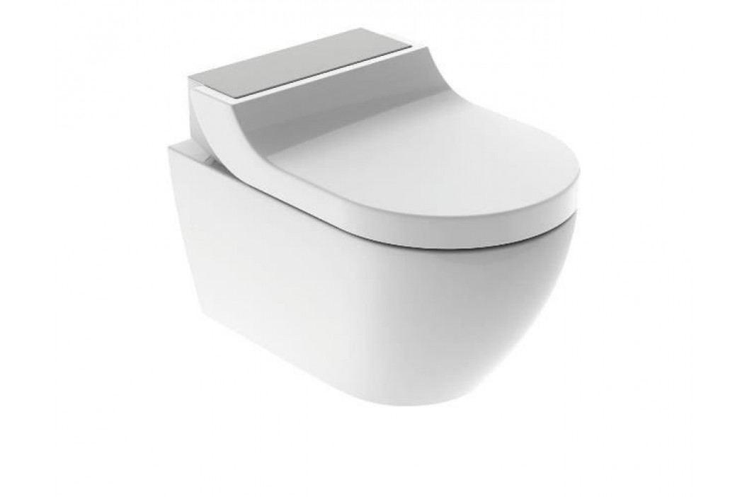Závěsné WC s bidetem Geberit Aqua Clean, zadní odpad 146.292.FW.1